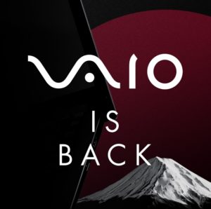VAIO强势回归 重要资讯今揭晓
