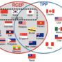 RCEP工作谈判会议在东京开幕 各方商讨推进自由贸易