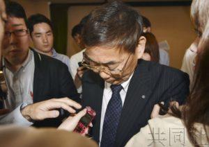 加计学园事务局长承认谎称会面 向爱媛县致歉