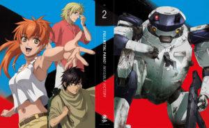 《全金属狂潮》第4季动画第2卷光碟套装封面公开