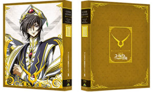 剧场版《叛逆的鲁鲁修Ⅲ皇道》公开光碟发售详情