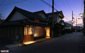 兵库:篠山城下町酒店NIPPONIA