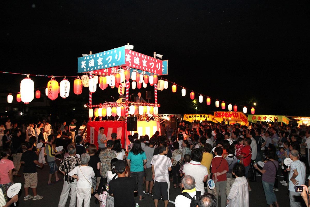 笑魂まつり 盆踊り大会 | OSAKA-INFOから引用