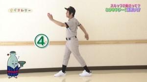 3.2.の動きを徐々に速くせよ!  スキップのやり方(説明のしかた) | すイエんサー NHK EテレHPから引用