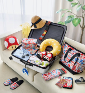 日本任天堂「超级玛利欧」旅行用周边商品2018期间限定火热开卖!