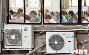 「依赖空调不自然」 日本这城市没一间小学有冷气