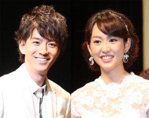 三浦翔平、桐谷美玲宣布结婚 结缘于《有喜欢的人》