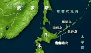 日俄领土争议的出口?原岛民再赴争议岛屿扫墓