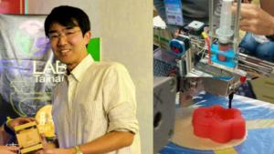 【 MFT 2018 】台湾自造者国际交流!将与Fablab Kannai 创办人门田和雄面对面接触!