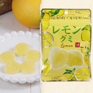 KALDI COFFEE FARM:柠檬软糖/ もへじレモングミ