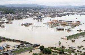 快讯:西日本暴雨已造成89人死亡