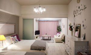 日本住友林业在大阪推出民宿公寓