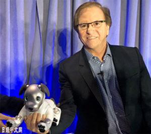 索尼机器狗aibo将于9月在美发售