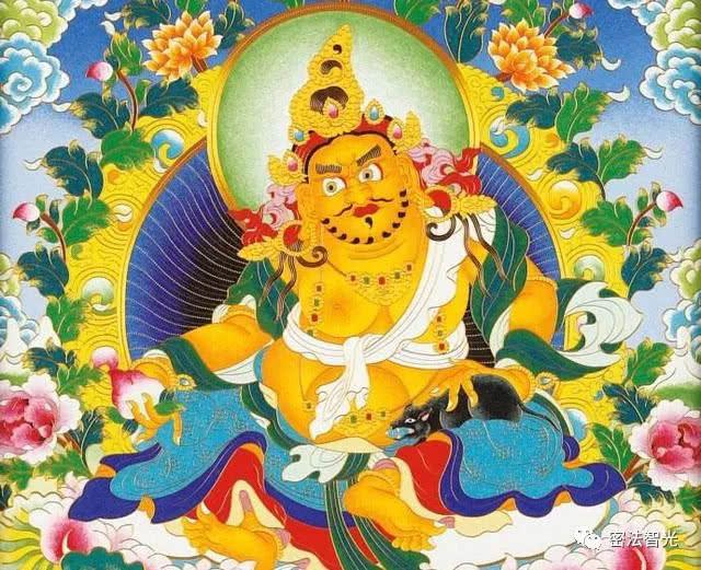 佛教徒如何理解对财神的供养和礼拜?