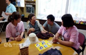 美和学生日本长照实习看到台日差异