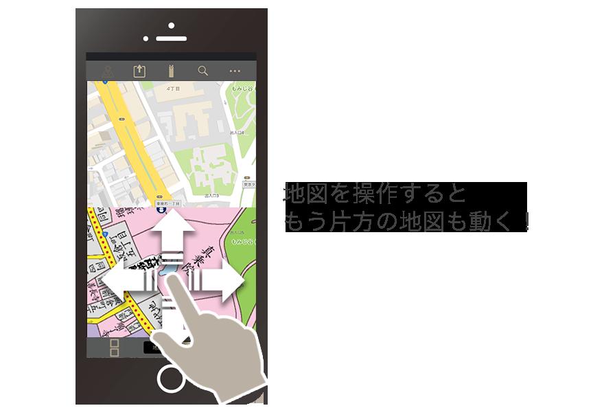現代地図と正確に重なる江戸古地図を閲覧できるアプリ!大江戸今昔めぐり【連載:アキラの着目】