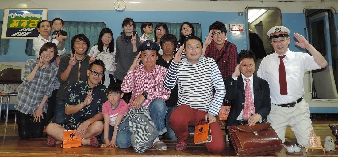 JRの客車を改造した民宿『あずさ号』(長野県上田市)【連載:アキラの着目】
