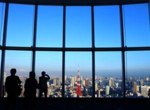 六本木新城展望台东京City View