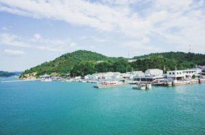 濑户内海:直岛