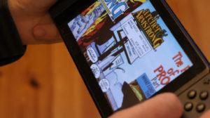 Switch能看漫画了!集结上千美漫「InkyPen」11月上架