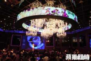 蜷川实花首设计婚宴厅起桌破2万比肩顶级饭店