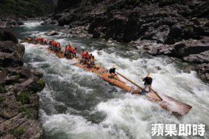 【日本唯一】和歌山秘境体验激流木筏泛舟