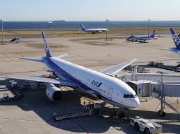 日本大阪机场全日空飞机出现漏油故障而紧急停运