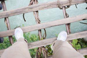 祖谷蔓桥~ 秘境奇桥的试炼