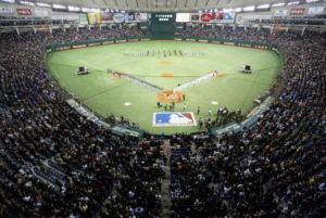MLB海外开幕战明年3月运动家东京对战水手