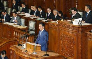 详讯:民调显示多数日本人反对今秋提交修宪方案