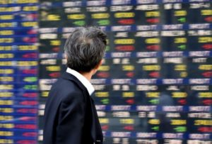 日股收黑利空频传投资人规避风险