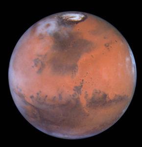 """火星""""来袭"""" 日本各地争相观测"""
