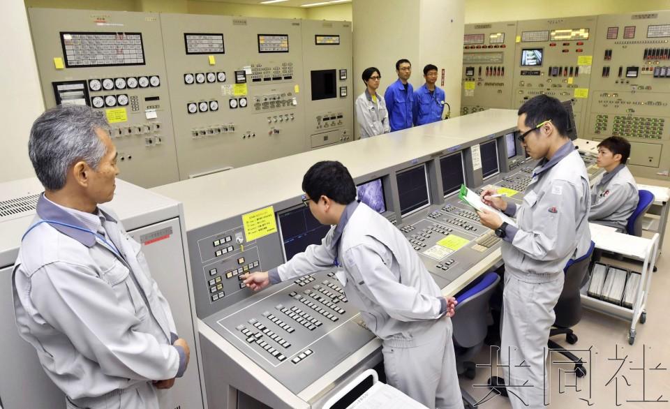 """日本""""文殊""""反应堆乏燃料取出作业启动"""