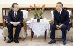 日本富山县代表团访华 学习日中友好先驱精神