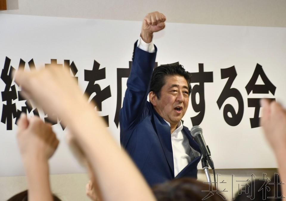 详讯:麻生派建议安倍明年夏季前举行修宪国民投票