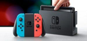 日本任天堂的switch软件销售势头良好
