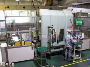 日本电产将收购5家德国企业 布局工厂自动化