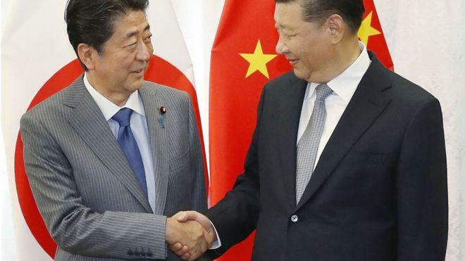 快讯:日中首脑同意使东海成为和平友好之海