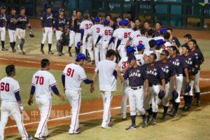 亚运棒球中华队不敌日本许总:实力差距很大