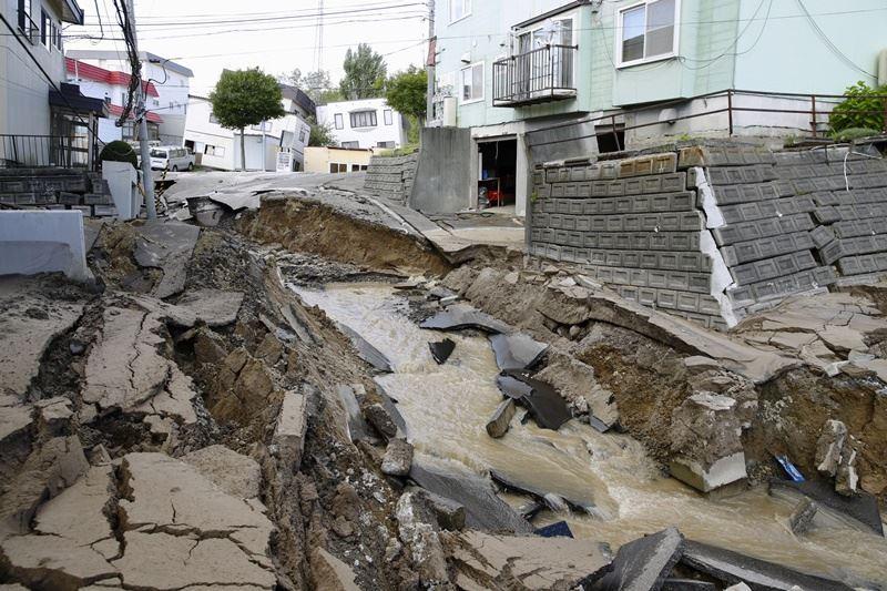 北海道地震所有失踪者遗体已找到 地震影响当地农牧业