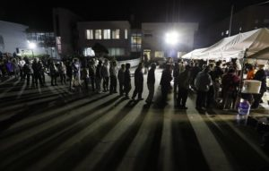 北海道强震一周民众避难与节电仍是课题