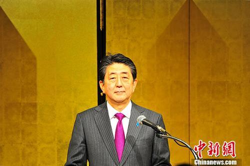 日自民党总裁选举在即:安倍维持领先 修宪草案引关注