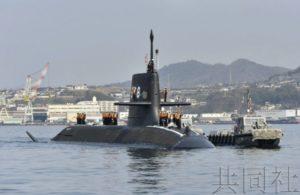 日本防卫省拟在潜艇上起用女性自卫官