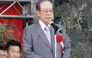 2018中国节在东京开幕 日本前首相福田康夫致辞