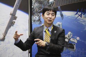 """日本无人货运飞船""""鹳""""7号机抵达国际空间站"""