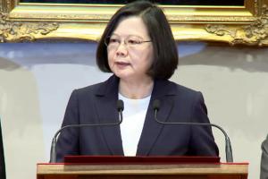 北海道强震蔡总统表关切盼日本朋友们都平安