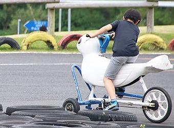 たくさんの変わり種自転車に乗れる東京ドイツ村(千葉県袖ケ浦市)【連載:アキラの着目】