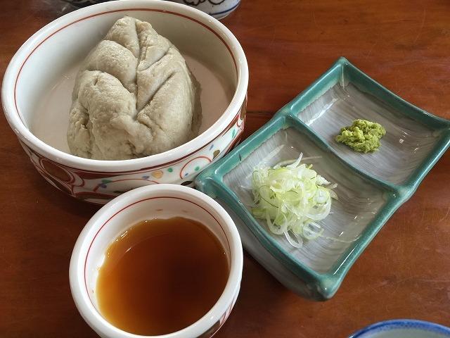 """簡単3分クッキング、""""通(つう)""""も食べてた蕎麦がき【連載:アキラの着目】"""