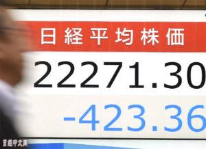 日元面临升值压力