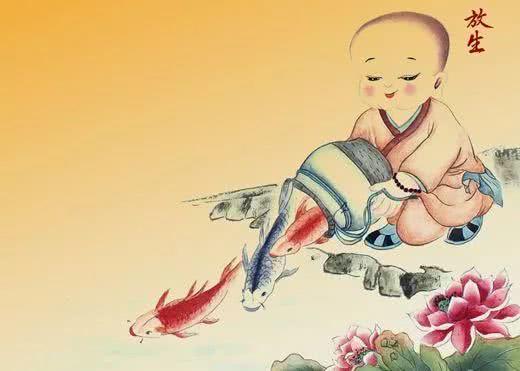 【小陆精选佛教人生】放生功徳第一,很多人因为看了这个文章去放生!20181002